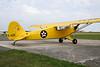 F-AZII Piper J/3C 65 Cub c/n 5418 Abbeville/LFOI 31-08-19