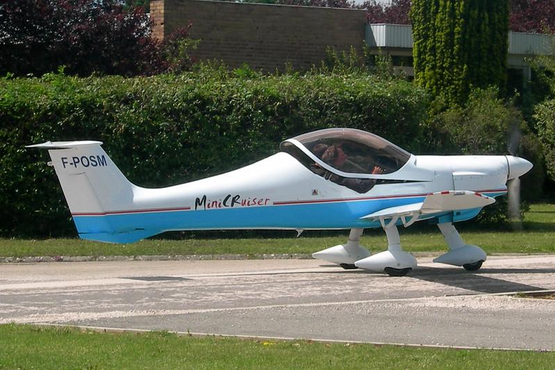 F-POSM Dyn'Aero MCR-01 Mini Cruiser c/n 346 Dijon-Darois/LFGI 14-06-12