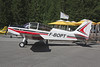 F-BOPT SAN Jodel D.140R Abeille c/n 528 Megeve/LFHM/MVV 04-07-08