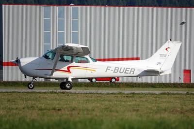 F-BUER Reims-Cessna F.172M c/n 1026 Pontarlier/LFSP 21-09-19