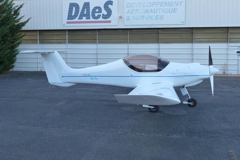 21-AGS Dyn'Aero MCR-01 Banbi c/n unknown Dijon-Darois/LFGI 05-09-11