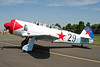 F-AZFJ (29 black) Yakovlev Yak-C-11 c/n 25III/02 Cambrai/LFQI/XCB 02-07-06