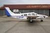 F-BVUP Piper PA-34-200 Seneca c/n 34-7450199 Valence/LFLU/VAF 18-06-06
