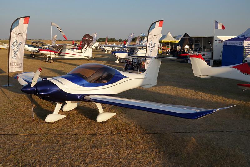 25-AFM (F-JBYE) Dyn'Aero MCR-01 ULC Evolution c/n unknown Blois/LFOQ/XBQ 01-09-18