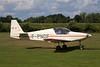 F-PNDF Fournier RF-47 c/n 01 Hasselt-Kiewit/EBZH 29-08-09