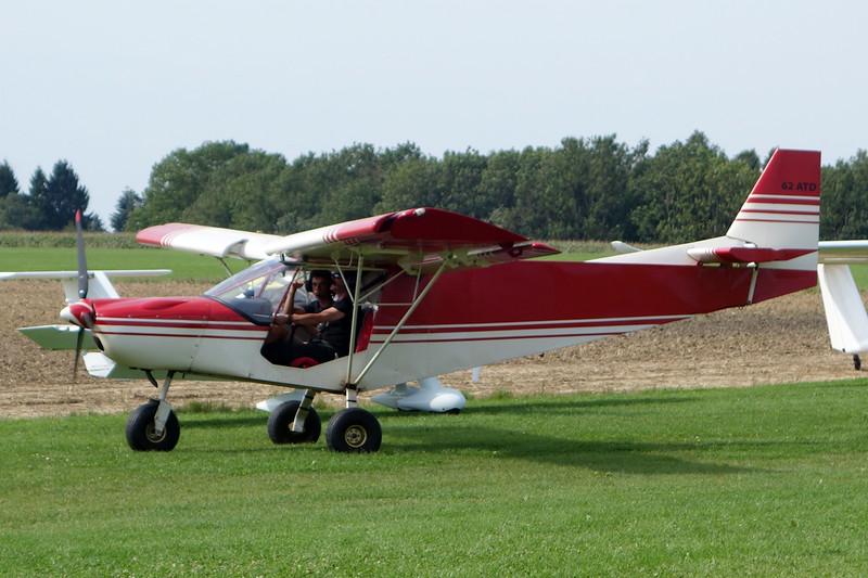 62-ATD Zenair CH.701 STOL c/n unknown Maillen/EBML 30-08-15