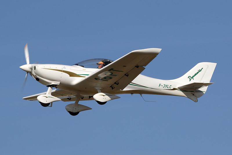 18-PT (F-JYLC) Aerospool WT-9 Dynamic c/n DY425/2011 Blois/LFOQ/XBQ 01-09-18
