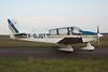 F-GJQT Robin DR.400-120 Petit Prince c/n 1987 Dijon-Darois/LFGI 27-09-09