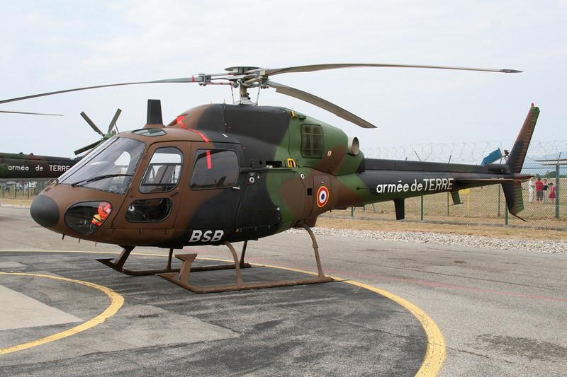 """5610 (BSB) Eurocopter AS.555UN Fennec """"French Army"""" c/n 5610 Valence/LFLU/VAF 24-06-06"""