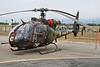 """1251 (CWC) Aerospatiale SA.341F Gazelle """"French Army"""" c/n 1251 Valence/LFLU/VAF 24-06-06"""
