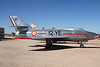 57 (12-YE) Dassault Mystere IVA c/n 57 Pima/14-11-16