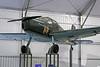 F-BBNA (SV+NJ) Bucker Bu.181C-3 Bestmann c/n 330844 Paris-Le Bourget/LFPB/LBG 07-03-07