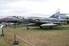 """467 Dassault Mirage IIIEX """"French Air Force"""" c/n 467 Montelimar/LFLQ/XMR 20-07-07"""