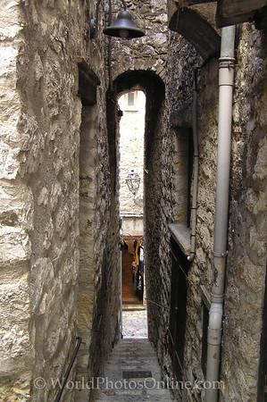 St Paul de Vence - Street Scene 4