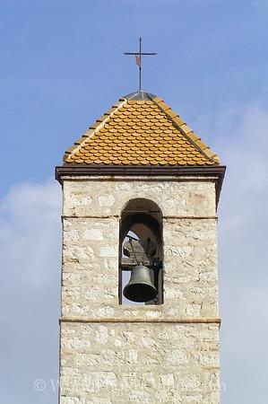 St Paul de Vence - Church Tower