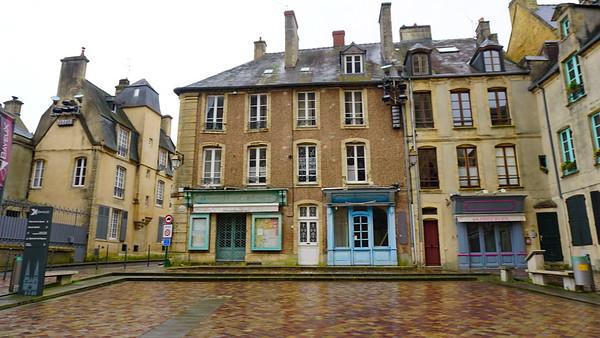 Bayeux, France.