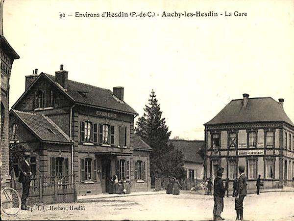 Auchy-les-Hesdin