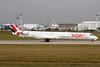 """F-HMLD Canadair Regional-Jet 1000 """"Brit Air"""" c/n 19007 Paris-Orly/LFPO/ORY 02-10-14 """"Hop!"""""""
