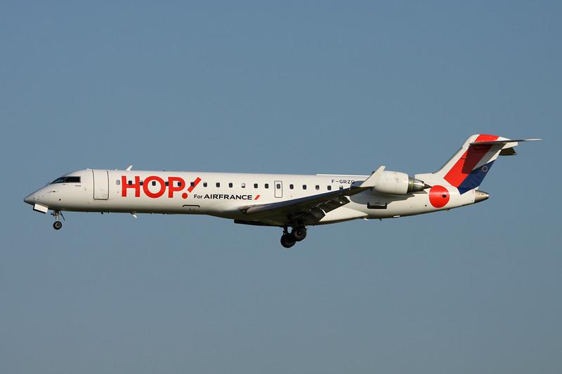 "F-GRZG Canadair Regional-Jet 700 ""Hop!"" c/n 10037 Paris-Orly/LFPO/ORY 08-06-15"