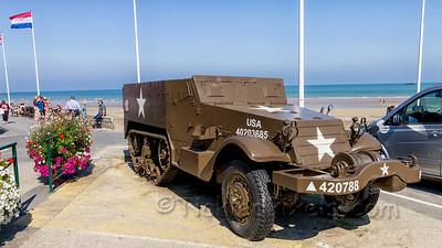 M16A1 Half-Track