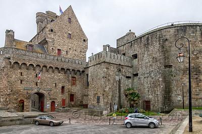 Hotel de Ville, St. Malo
