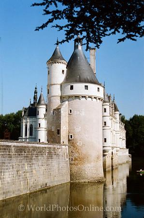 Tours - Chateau De Chenonceau 2