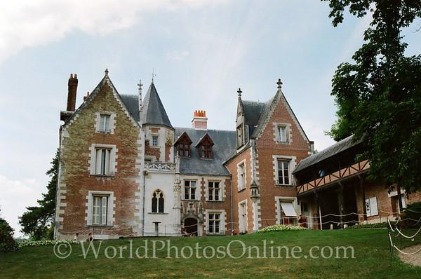 Ambroise - Last Home of Leonardo Da Vinci