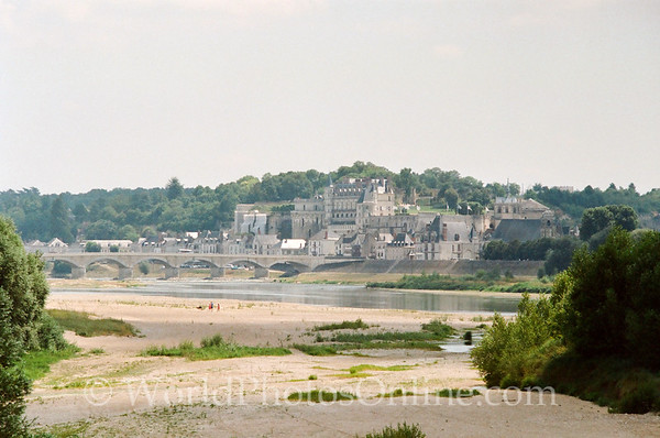 Ambroise - Viewed across the Loire River