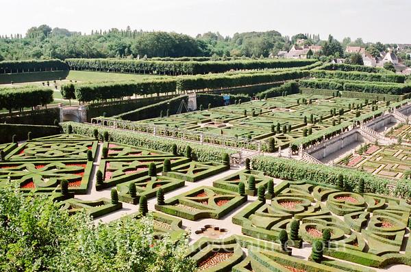 Chateau De Villandry - Gardens 1