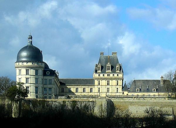 Talleyrand's castle in Valençay
