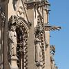 Saint Etienne Cathedral Sculpture