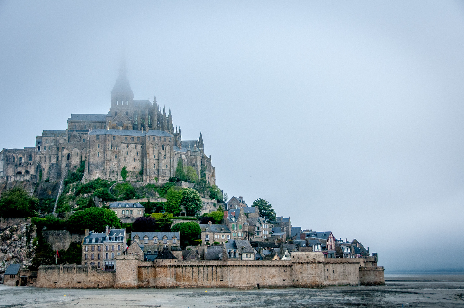 Mont-Saint-Michel and its Bay UNESCO World Heritage Site