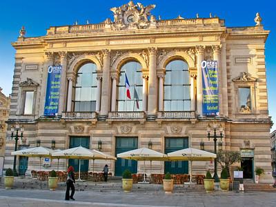 Opéra Comédie.