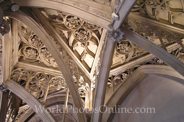 Fe Camp - Benedictine Abbey - Ceiling Detail