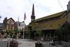 Etretat - Town Square