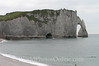 Etretat - Chalk Cliffs - Arch & Needle
