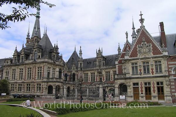 Fe Camp - Benedictine Abbey 1