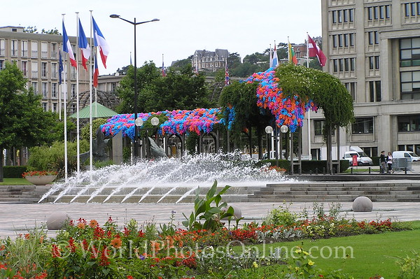 Le Havre - Town Square