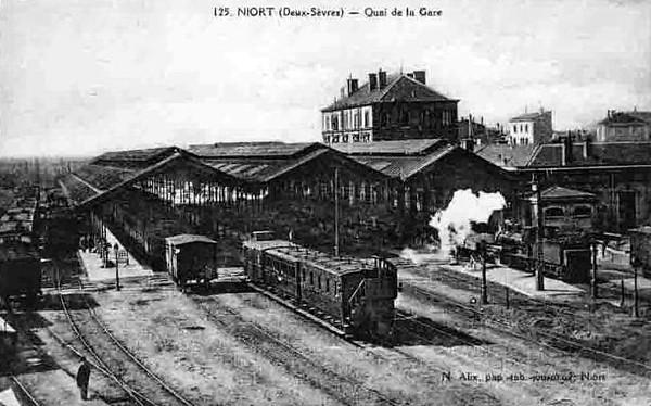 Quai de la Gare