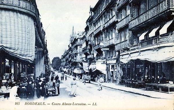 Cours Alsace-Lorraine