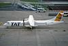 "F-GKOD Aerospatiale ATR-72-202 ""TAT European"" c/n 313 Paris-Orly/LFPO/ORY 12-06-95 ""35mm slide"""