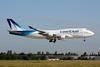 "F-HSEA Boeing 747-422 ""Corsair"" c/n 26877 Paris-Orly/LFPO/ORY 10-06-17"
