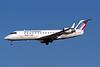 "F-GRJB Canadair Regional-Jet 100ER ""Brit Air"" c/n 7076 Brussels/EBBR/BRU 23-04-04 (35mm slide)"