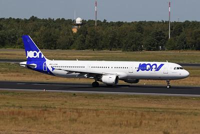 """F-GTAM Airbus A321-211 """"Joon"""" c/n 1859 Berlin-Tegel/EDDT/TXL 22-08-18"""