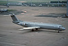 "F-GIOX Fokker F-100 ""TAT European"" c/n 11249 Paris-Orly/LFPO/ORY 12-06-95 ""35mm slide"""