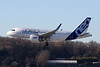 "D-AVWA Airbus A319-171N ""Airbus Industrie"" c/n 6464 Toulouse-Blagnac/LFBO/TLS 19-01-21"