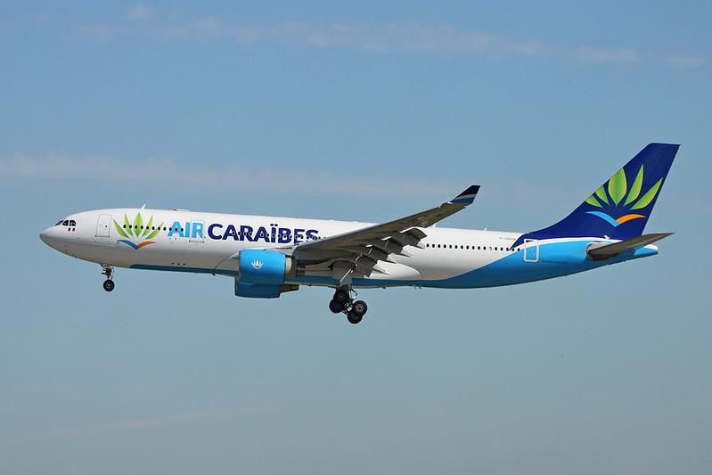 """F-HHUB Airbus A330-223 """"Air Caraibes"""" c/n 343 Paris-Orly/LFPO/ORY 11-06-17"""