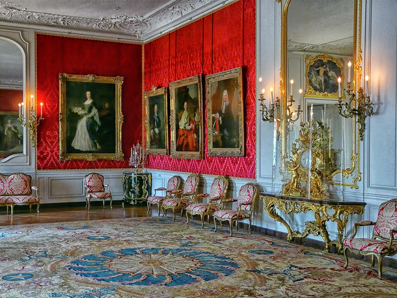 Versailles - The Dauphine's Great Chamber