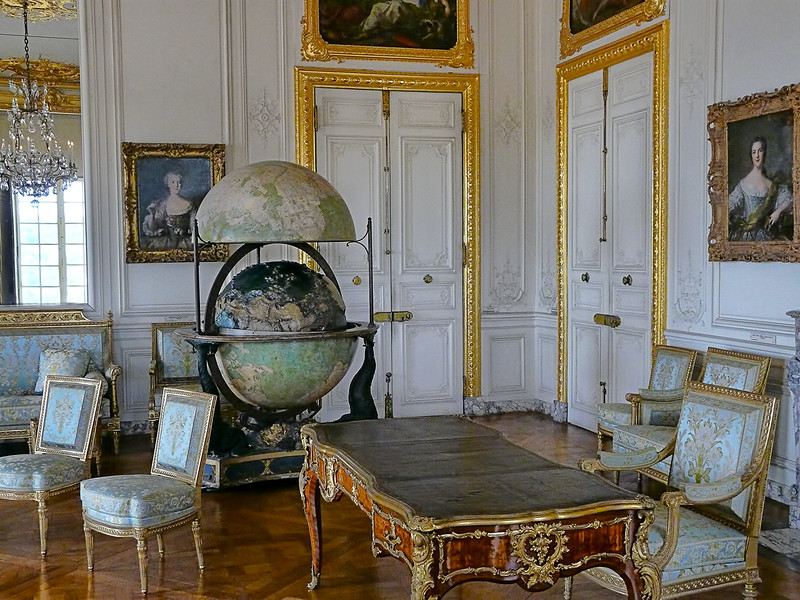 Versailles - The Dauphin's Great Chamber