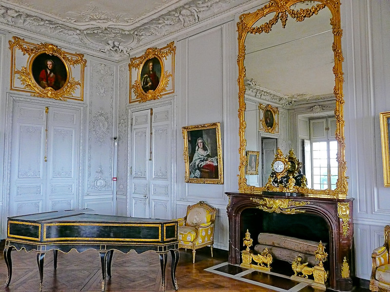 Versailles - Madame Victoire's Great Chamber